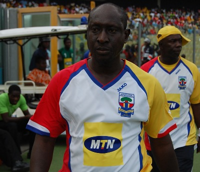 EXCLUSIVE: Yusif Abubakar set for Hearts return