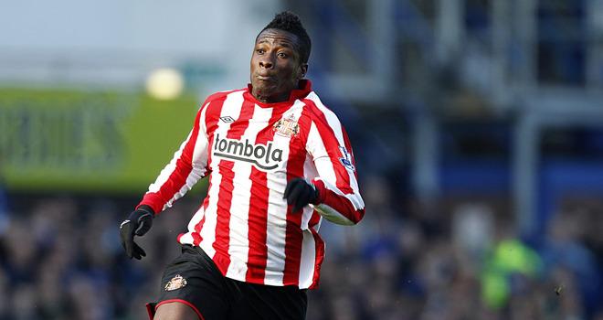 Asamoah Gyan leaves Sunderland for UAE side Al Ain