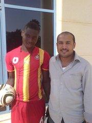 New Edubiase striker Abdul Basit joins UAE side Sharjah