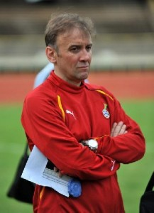 Ghana coach sure of massive win over Swaziland