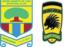 Hearts-Kotoko to earn US$ 51,000 each for agreeing pre-season friendly