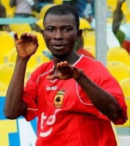 Kotoko snub midfielder Jordan Opoku