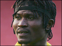 Kingston wants Ghana to win 2012 AFCON