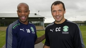 Agogo counting on Hibernian fans for survival