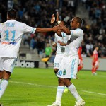 Video: Andre Ayew hits a brace to keep Marseille afloat