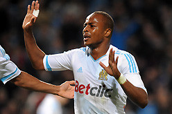 Andre Ayew not carried away brace feat