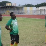 Striker Acheampong makes injury return for Kotoko