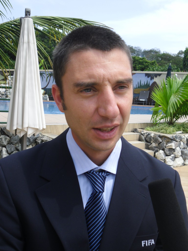Fifa executive tips Ghana for 2012 Africa Cup crown