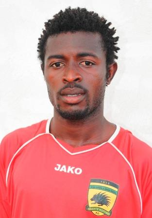 Ex- Kotoko star Edward Affum  rules out GPL return