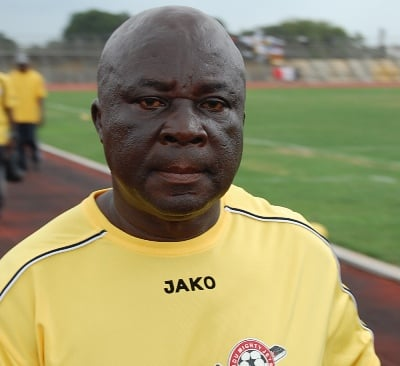 Coach EK Afranie wants mixed Ghana squad for AFCON