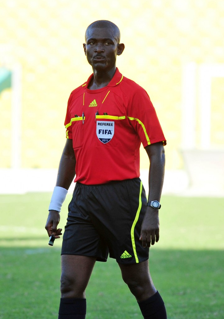 League's referees chief demands improvement
