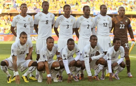 Ghana coach to ring changes to face Nigeria