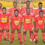 Ahmed Toure brace put Kotoko on top