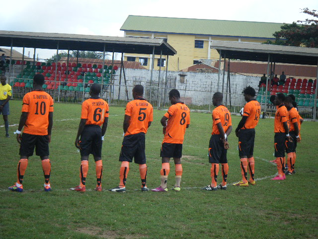 Edubiase beat Heart of Lions to stay on top