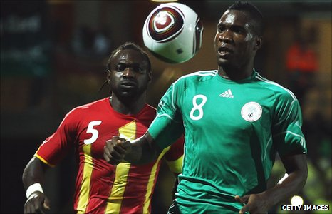 Ghana-Nigeria friendly organizer furious at match-fixing reports