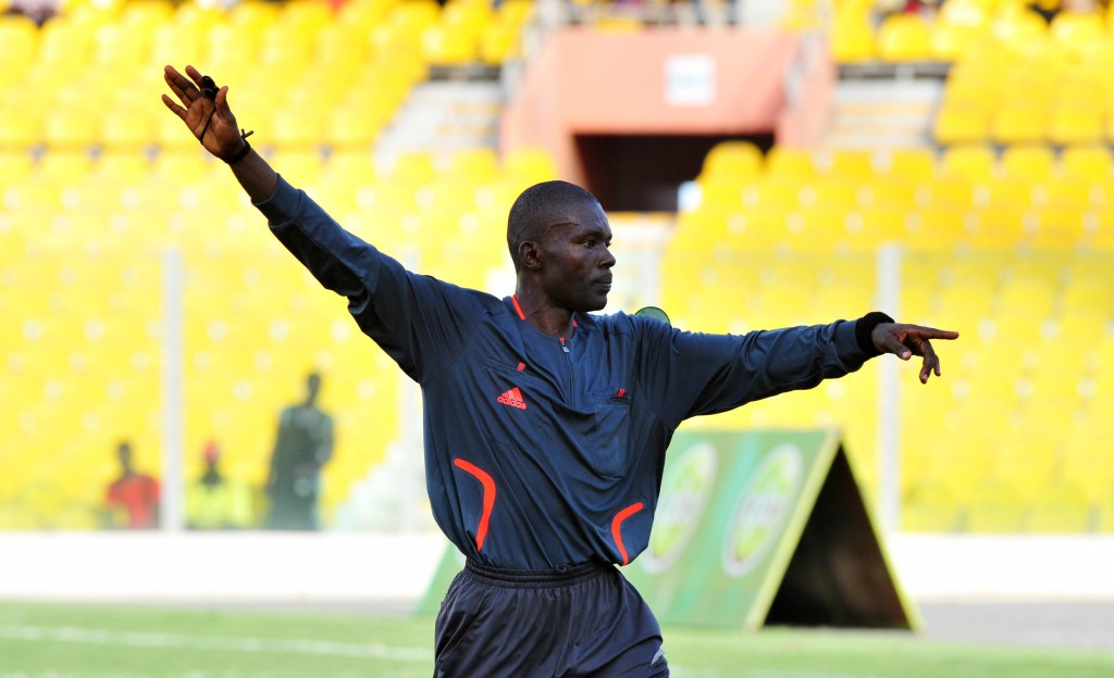 Bruised Asante wants more referee protection in games