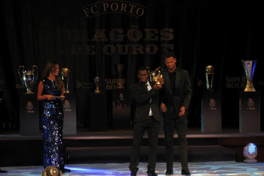 Ghana whizkid Astu picks Porto award
