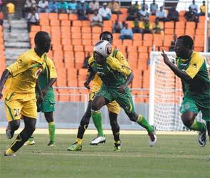 Asamoah tops scorers chart in Tanzania
