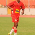 Frimpong axed from Black Stars squad for Sudan, Nigeria game