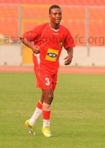 Kotoko gutted by exclusion of player from Black Stars squad