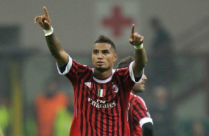 Video: Kevin Boateng scores classic goal in AC Milan's win