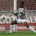 Video: Watch defender Lee Addy excel as a goalkeeper in Serbia FA Cup match