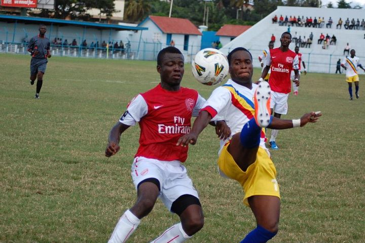 Hearts striker Otoo passed fit to face Kotoko