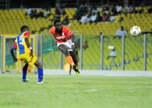 Edubiase striker Baffoe not keen on Goal King award
