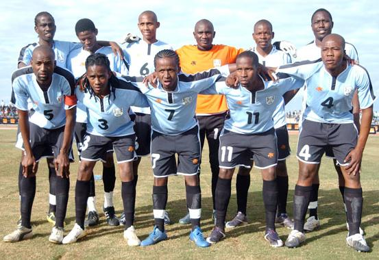 Ghana's Afcon opponent Botswana plays Niger in friendly