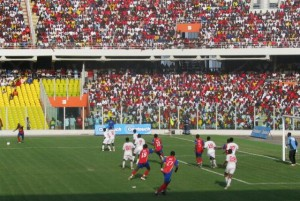 Ghana FA awards bid for league patronage research