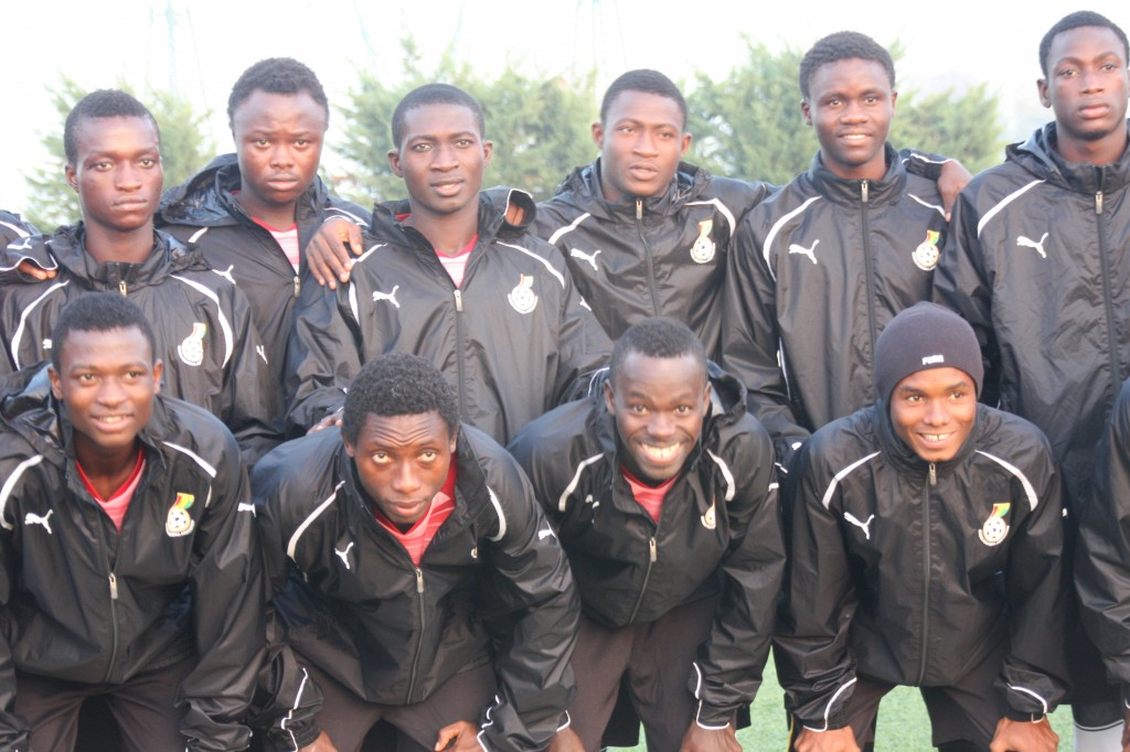 Ghana U20 'shine' in 1-0 defeat to Parma