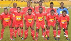 Kotoko play Dunkwa United in a friendly