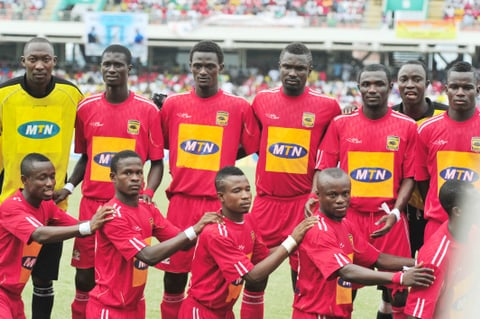 Kotoko to play Tanzania giants in Independence match