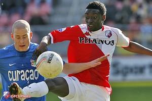 Ghana defender Asare scores twice to help defeat Ajax