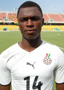 Defender Sumaila out to make most of Black Stars call-up