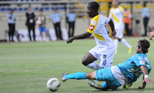In-form Jebrin eyeing national team call