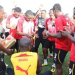 Black Stars players face anxious three-week Cup of Nations wait
