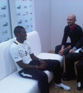 Video: Watch how the new Black Stars jersey was designed