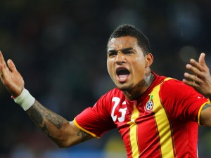 Kevin Prince Boateng quits Ghana national team
