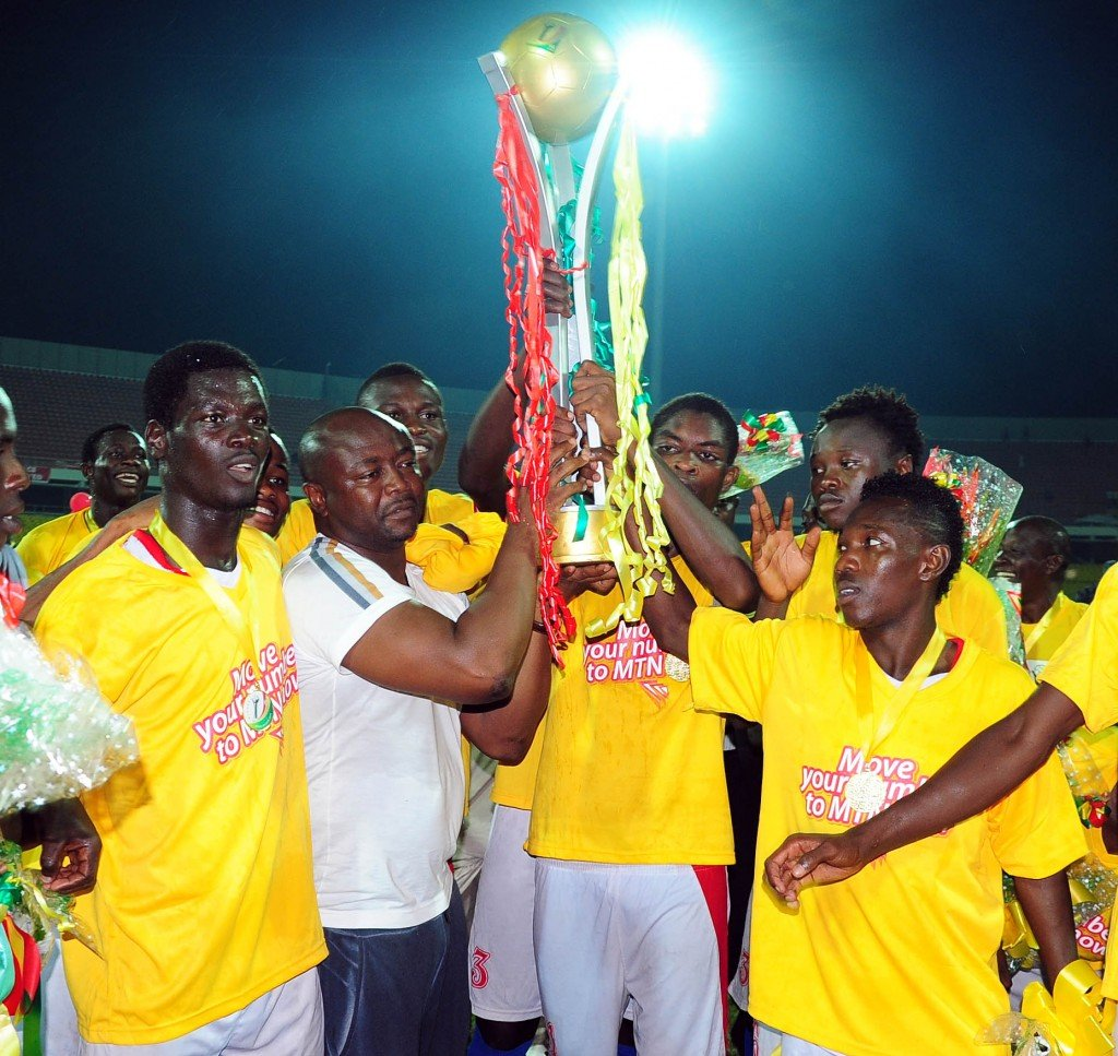 Holders Nania FC eliminated from MTN FA Cup