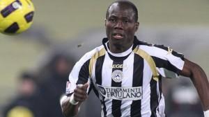 Agyeman-Badu wants Inter win as birthday gift