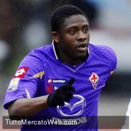 Youngster Amidu Salifu makes full Fiorentina debut in Serie A
