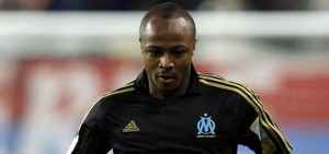 Andre Ayew signs one-year Marseille contract extension