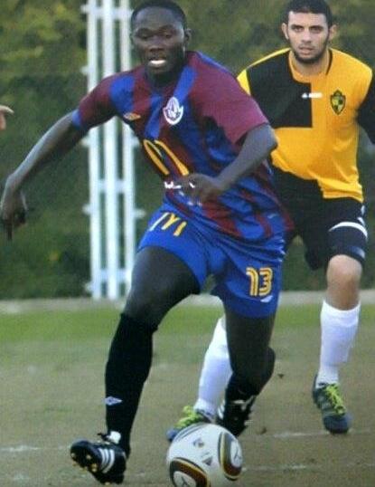 Eric Bekoe makes injury return for Petrojet