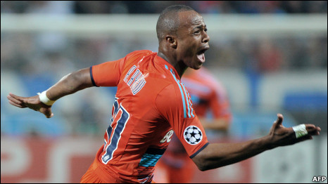 Andre Ayew wins 2011 BBC African Footballer of the Year award