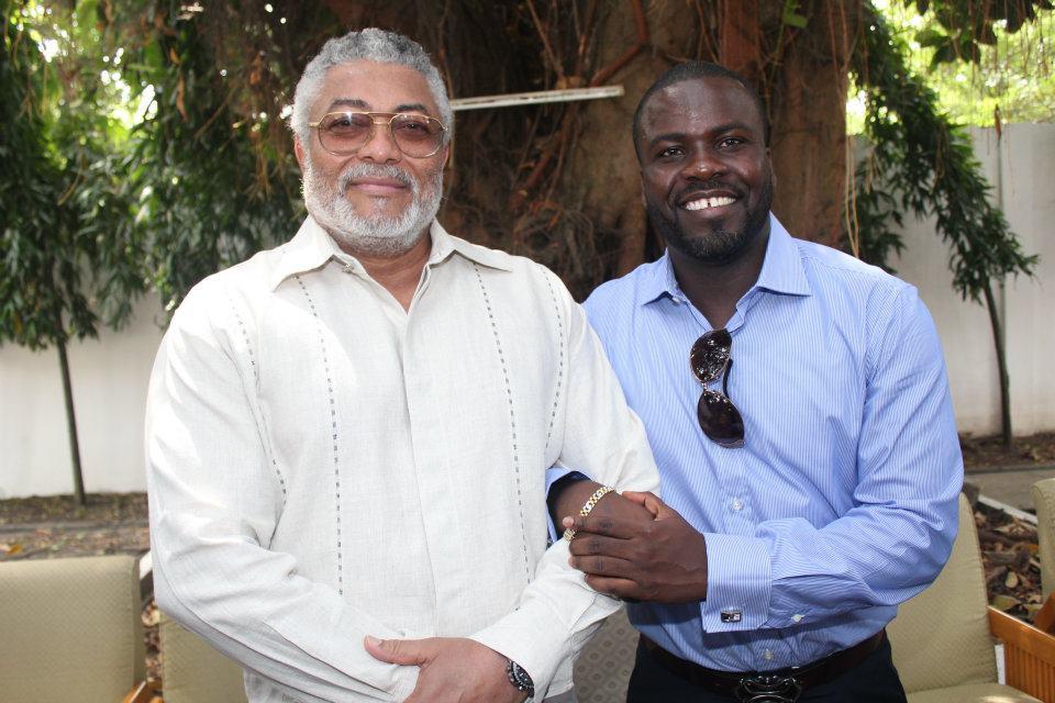 Ex Ghana President Rawlings confirms attendance to Kuffour testimonial