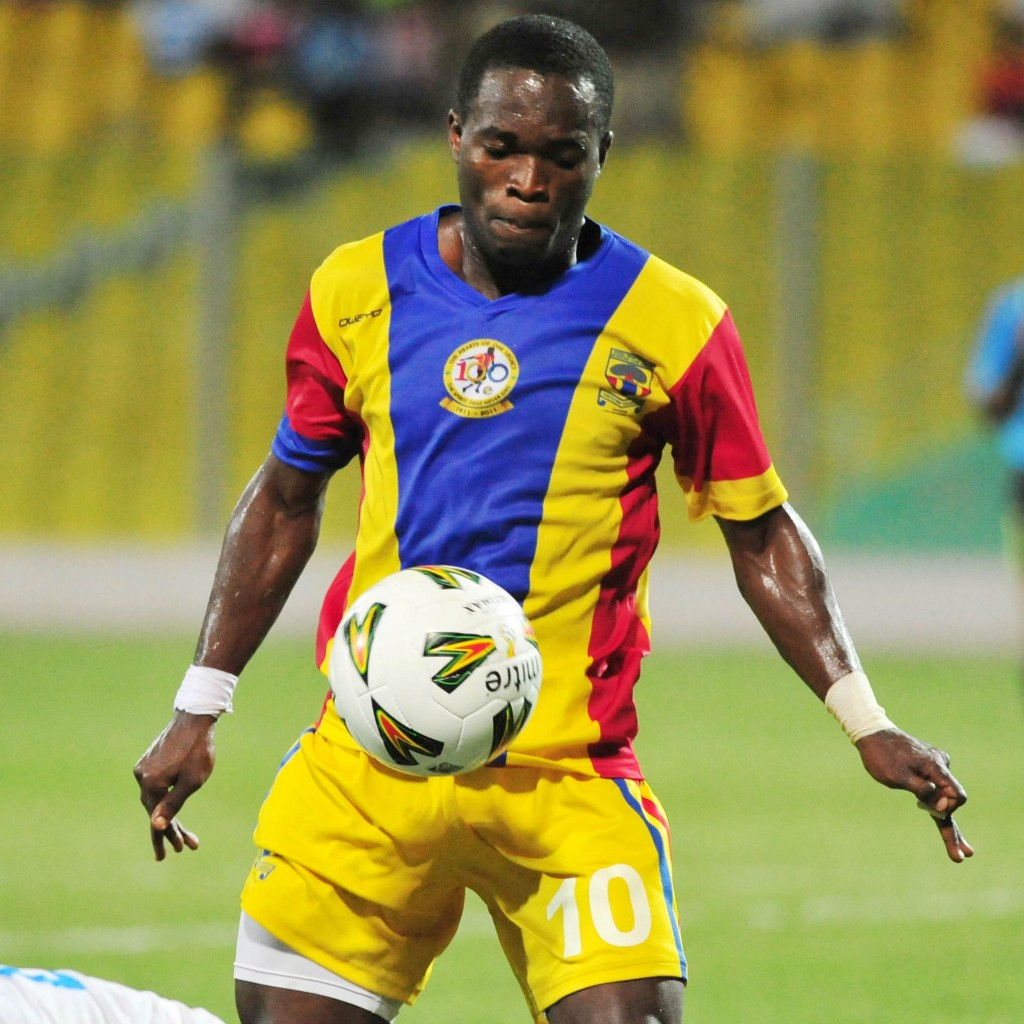 Hearts dismiss Medeama to move joint top