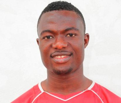 Gideon Baah returns to action for Kotoko reserve