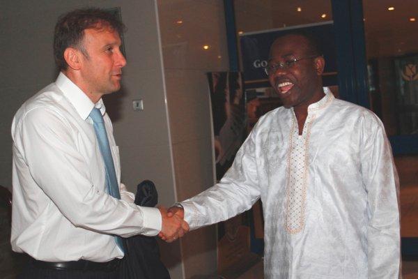 Ghana coach Stevanovic does not fear the sack