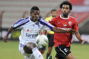 Asamoah Gyan the inspiration behind Al Ain's quest for a 10th league title